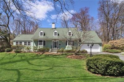 Westchester County Single Family Home For Sale: 97 Underhill Road