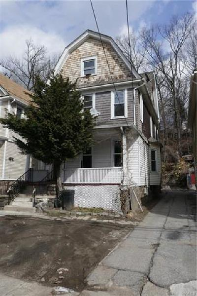 Yonkers Single Family Home For Sale: 420 Park Hill Avenue