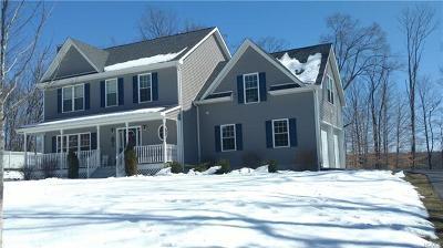 Goshen Single Family Home For Sale: 4 Royal Vista Drive
