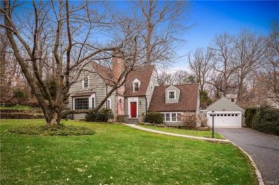 Bronxville Single Family Home For Sale: 49 Eton Road
