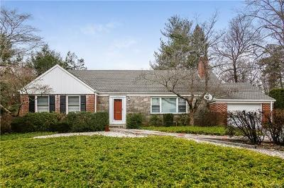 Scarsdale Single Family Home For Sale: 250 Evandale Road