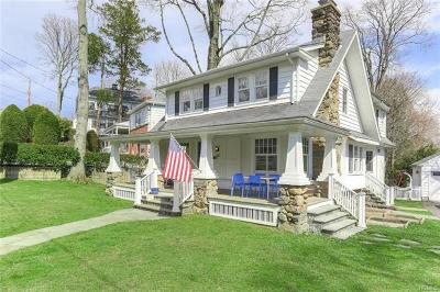 Westchester County Single Family Home For Sale: 50 Clover Road