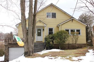 Westchester County Single Family Home For Sale: 49 Harding Avenue