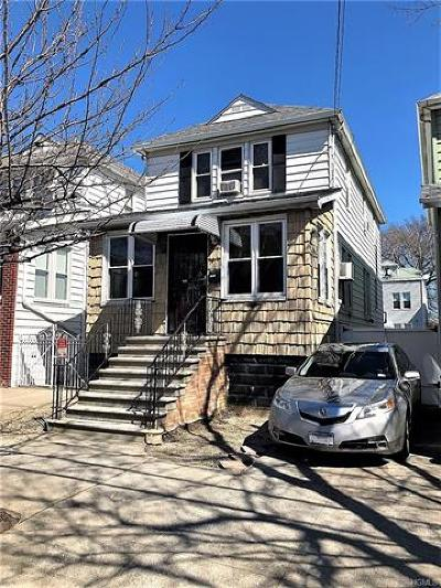 Bronx Single Family Home For Sale: 1932 Hone Avenue