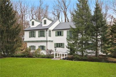Scarsdale Single Family Home For Sale: 1144 Post Road