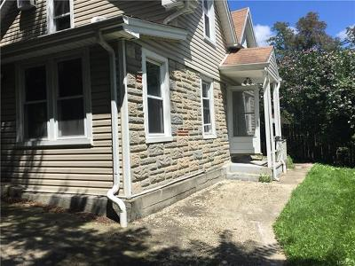 Cortlandt Manor NY Single Family Home For Sale: $135,000