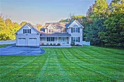 Monroe Single Family Home For Sale: 376 Museum Village Road
