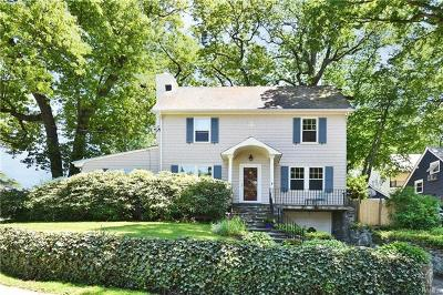 New Rochelle Single Family Home For Sale: 21 Lotus Road