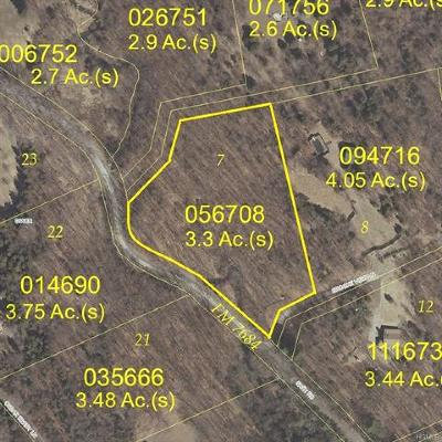 Dover Plains Residential Lots & Land For Sale: Lot 7, Brookview Road