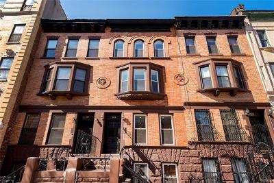 New York Multi Family 2-4 For Sale: 189 Edgecombe Avenue