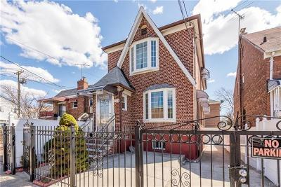 Bronx Single Family Home For Sale: 2014 Edenwald Avenue
