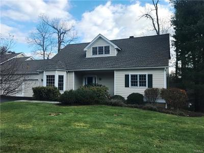 Westchester County Condo/Townhouse For Sale: 121 Cross River Road
