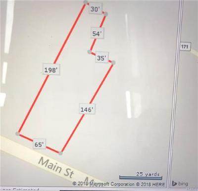 Bloomingburg Residential Lots & Land For Sale: 104 Main Street