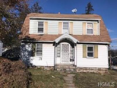 Mount Vernon Single Family Home For Sale: 11 East Kingsbridge Road
