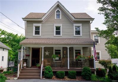 Washingtonville Single Family Home For Sale: 53 Goshen Avenue