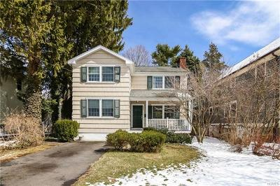 Westchester County Single Family Home For Sale: 102 Wappanocca Avenue