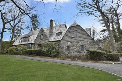 Westchester County Single Family Home For Sale: 35 Park Drive South