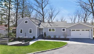 New Rochelle Single Family Home For Sale: 172 Highridge Road