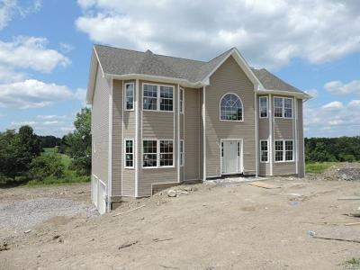 Rock Tavern Single Family Home For Sale: 9 Trotter (Lot 20)