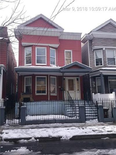 Bronx Multi Family 2-4 For Sale: 670 East 225th Street