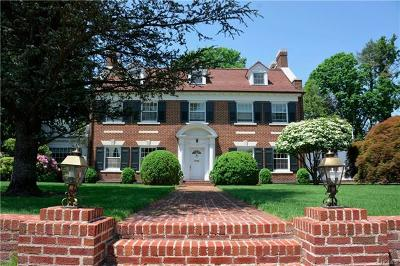 Bronxville Single Family Home For Sale: 349 Pondfield Road