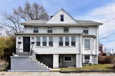 Westchester County Multi Family 2-4 For Sale: 2 Storm Street
