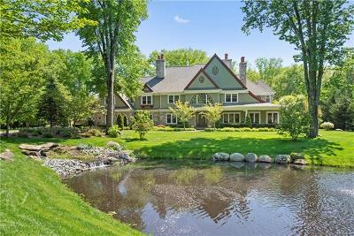 Waccabuc NY Single Family Home For Sale: $3,000,000
