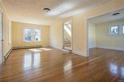 White Plains Single Family Home For Sale: 72 Longview Avenue