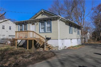 Nanuet Single Family Home Sold: 98 Church Street