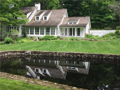Garrison NY Single Family Home For Sale: $1,200,000