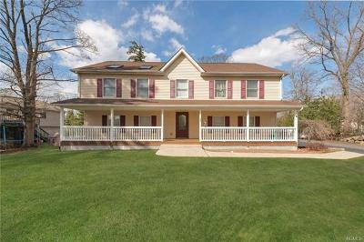 Suffern Single Family Home For Sale: 24 Campbell Avenue