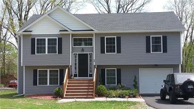 Port Jervis Single Family Home For Sale: Lot 4 Monahan Road