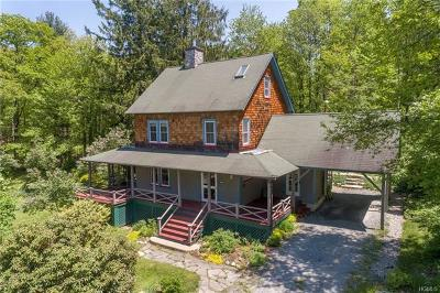 Cragsmoor Single Family Home For Sale: 100 Schuyler Road