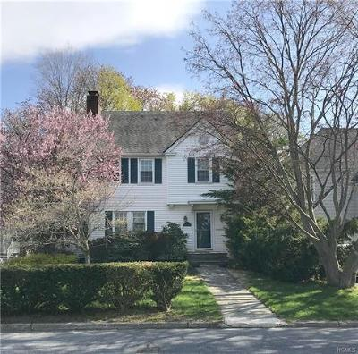 Ossining Single Family Home For Sale: 32 Pocantico Road