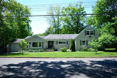 New Rochelle Single Family Home For Sale: 16 Highridge Road