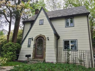 Scarsdale Single Family Home For Sale: 1187 Post Road