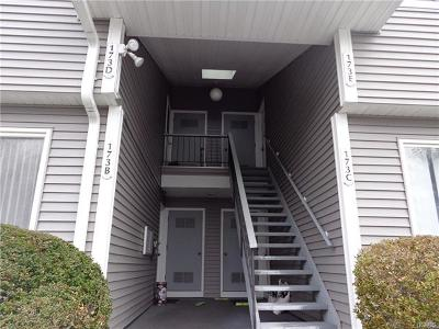 Yorktown Heights Condo/Townhouse For Sale: 173 Long Hill Drive #C