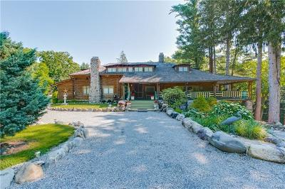 Connecticut Single Family Home For Sale: 247 Old Long Ridge Road