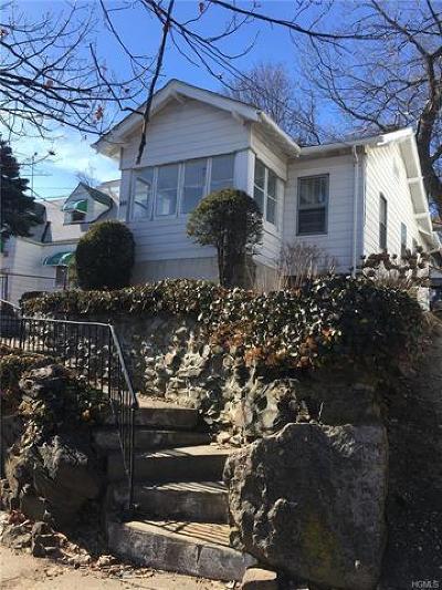 Mount Vernon Single Family Home For Sale: 444 Garden Avenue