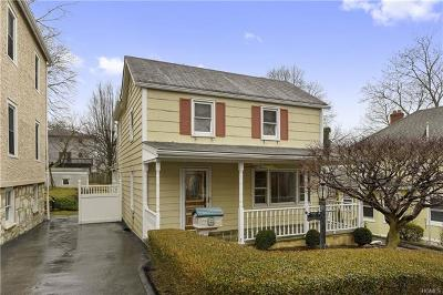 Eastchester Single Family Home For Sale: 12 Hall Avenue