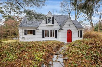 Irvington Single Family Home For Sale: 29 Oak Street