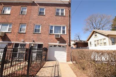 Single Family Home For Sale: 3039 Wickham Avenue