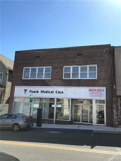 Nyack Commercial For Sale: 169 Main Street