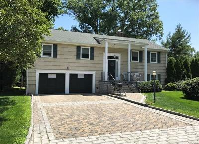 Rye Brook Single Family Home For Sale: 70 Rock Ridge Drive