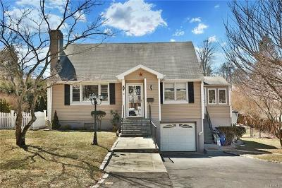 Hawthorne Single Family Home For Sale: 32 Liberty Street