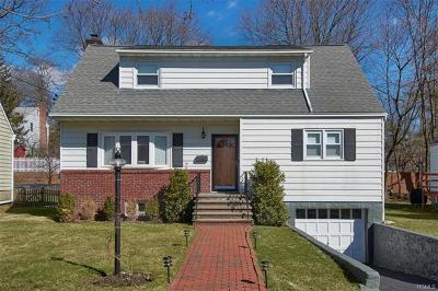Scarsdale Single Family Home For Sale: 149 Anderson Avenue
