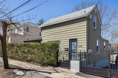 Mount Vernon Single Family Home For Sale: 348 North Terrace Avenue