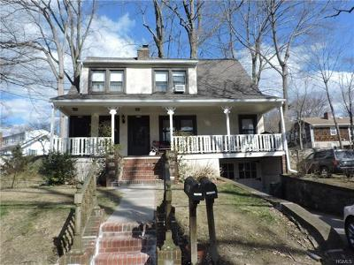 Hawthorne Multi Family 2-4 For Sale: 414 Manhattan Avenue