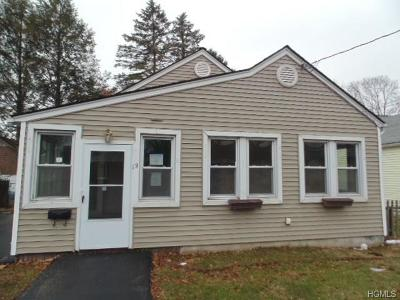Port Jervis Single Family Home For Sale: 18 Dubois Street