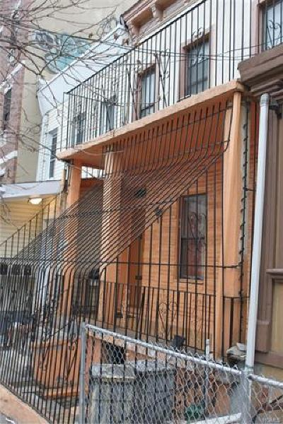 Bronx Multi Family 2-4 For Sale: 1213 Ogden Avenue